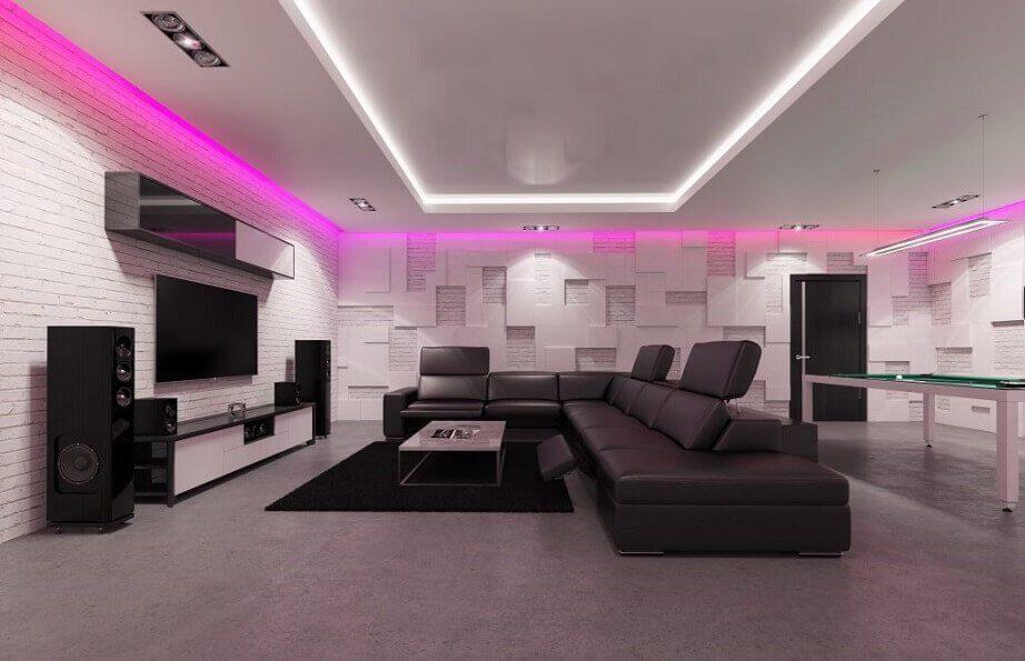 the smart lighting system