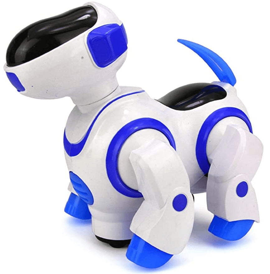 Velocity Toys Bump and Go Dancing Dog