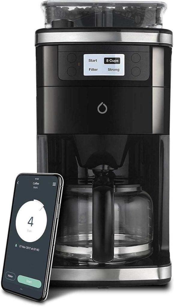 Smarter SMC01 iCoffee Remote Brew App, 1.5 L