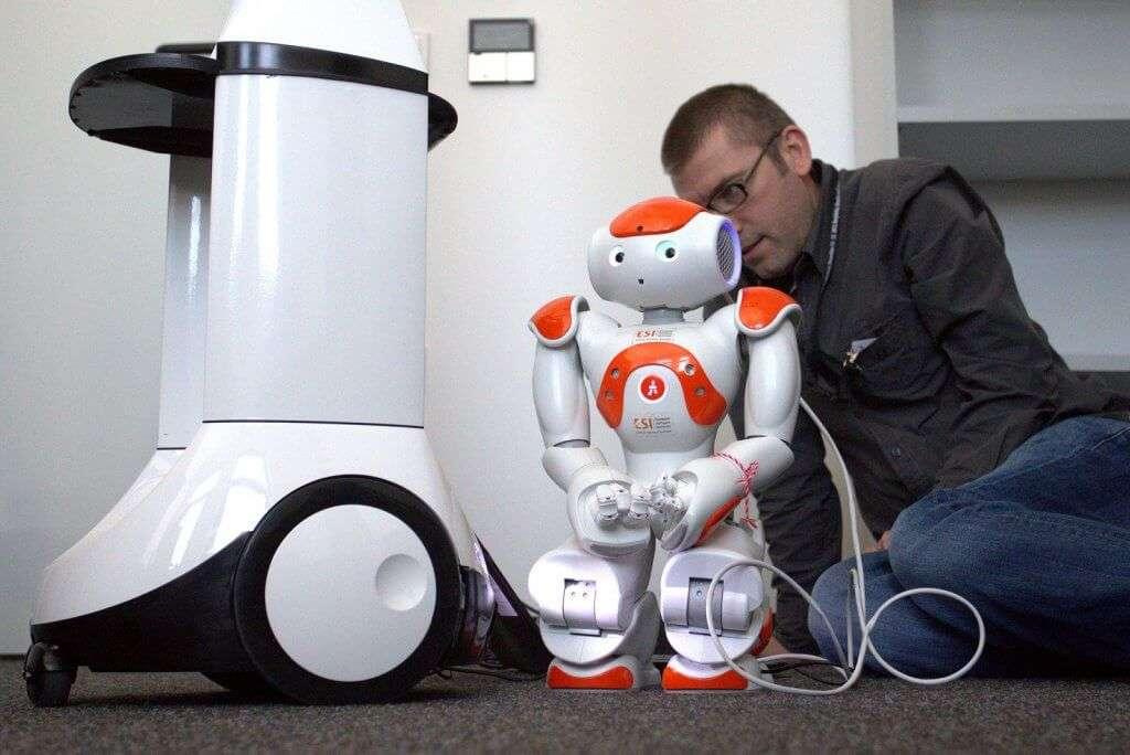 nao robot humanoid robot interaction