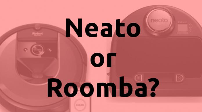 neato vs roomba best robot vacuum cleaners