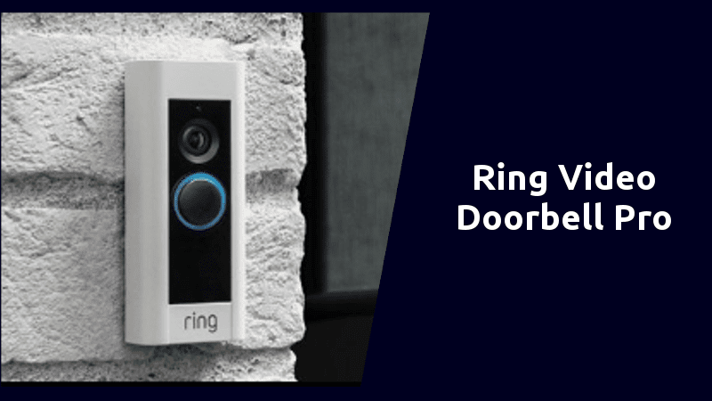 ring video doorbell pro smart home gadgets
