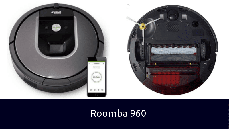 roomba 960 back and front