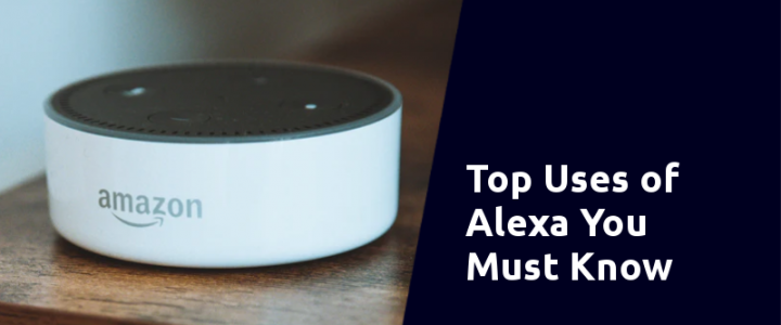 alexa top uses