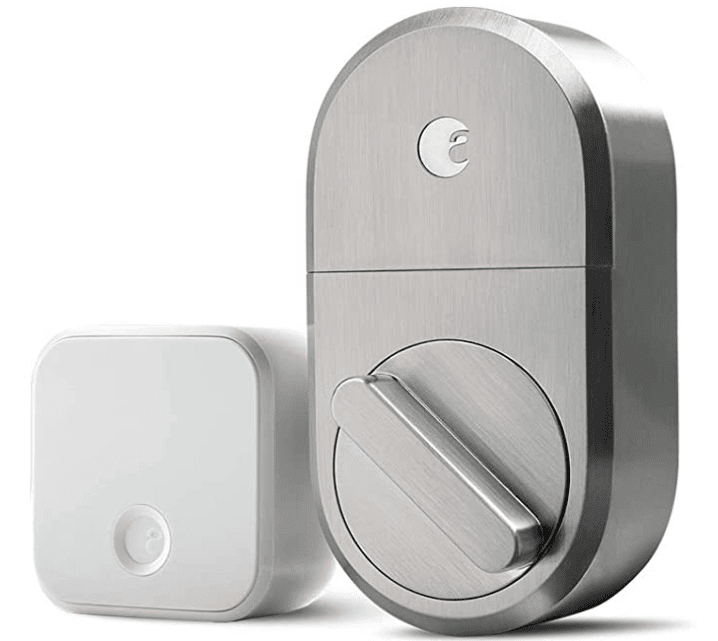 August Smart Lock smart home product for the disabled