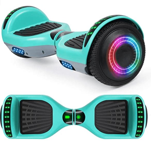 EPCTEK Self Balancing Hoverboards with Bluetooth Speaker