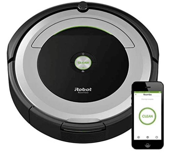 iRobot Roomba 690 for pet hairs and carpets
