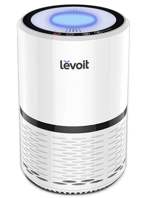 LEVOIT LV-H132 Purifier Odor Allergies Eliminator - one of the best budget air purifiers