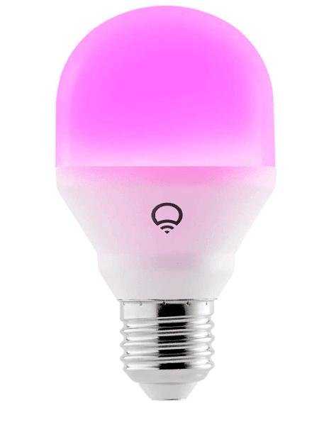 Lifx Smart Bulb for smart home lighting