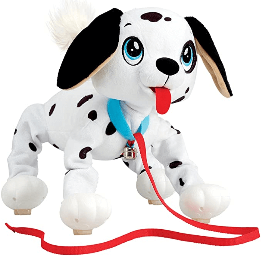 Peppy Pets Dalmatian robot dog