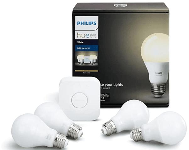 Philips Hue Starter Kit smart lighting system