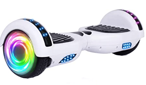 SISIGAD Bluetooth Two-Wheel Self Balancing Hoverboard
