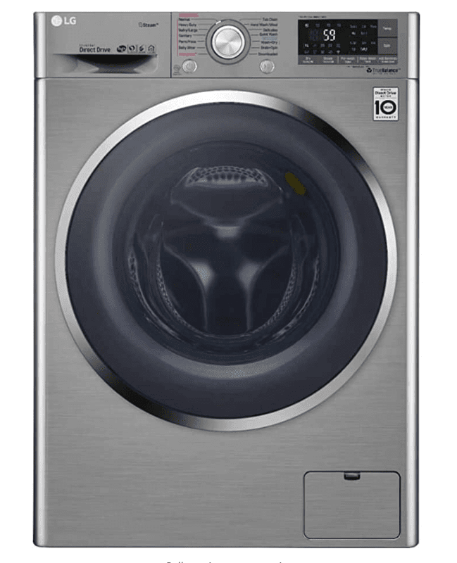 Smart laundry: All-in-one washer / dryer