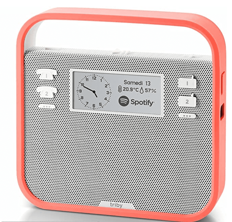 Triby – Smart Portable Speaker with Amazon Alexa