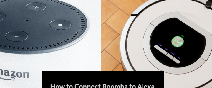 how to connect roomba to alexa