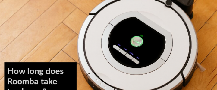 how long does roomba take to charge