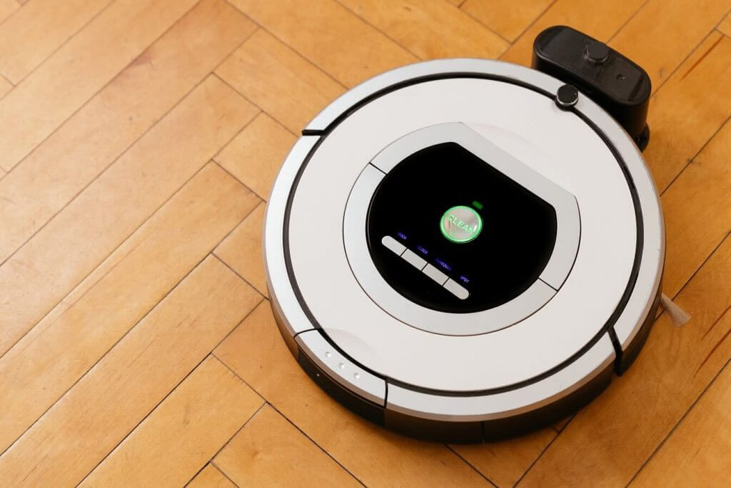 Roomba needs to be charged frequently