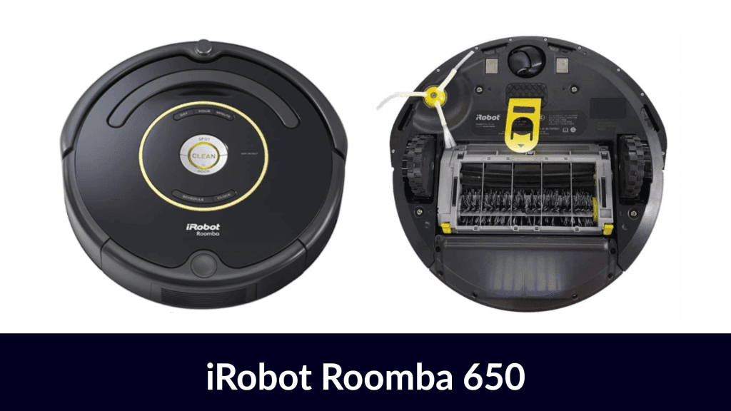 irobot roomba 650 for tile floors