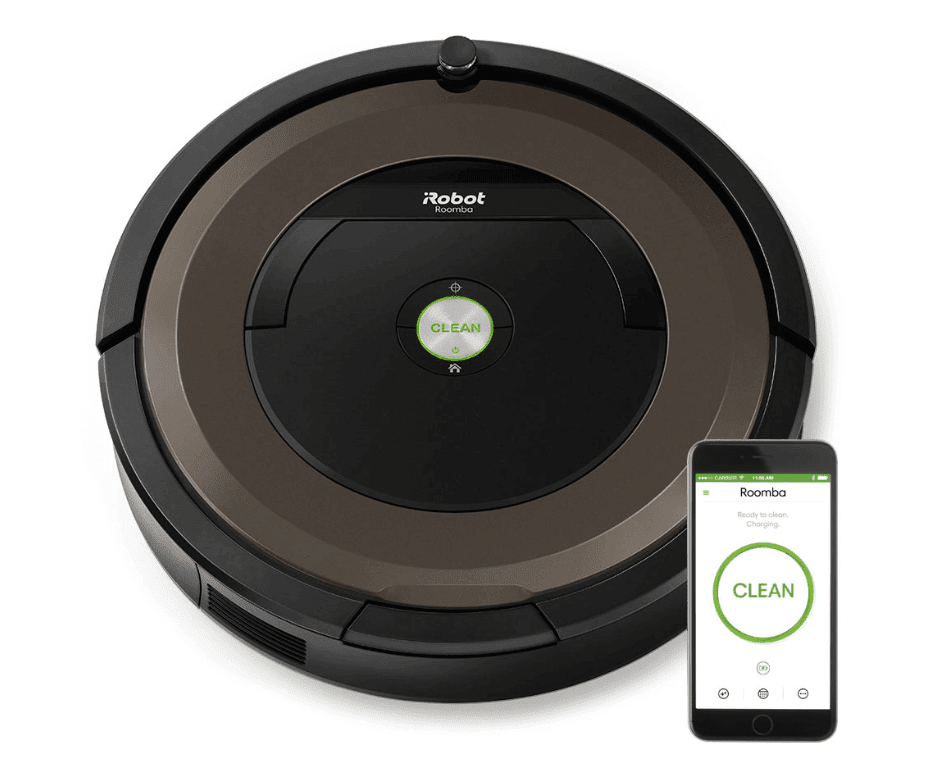 iRobot Roomba 890 Robot Vacuum for tile floors