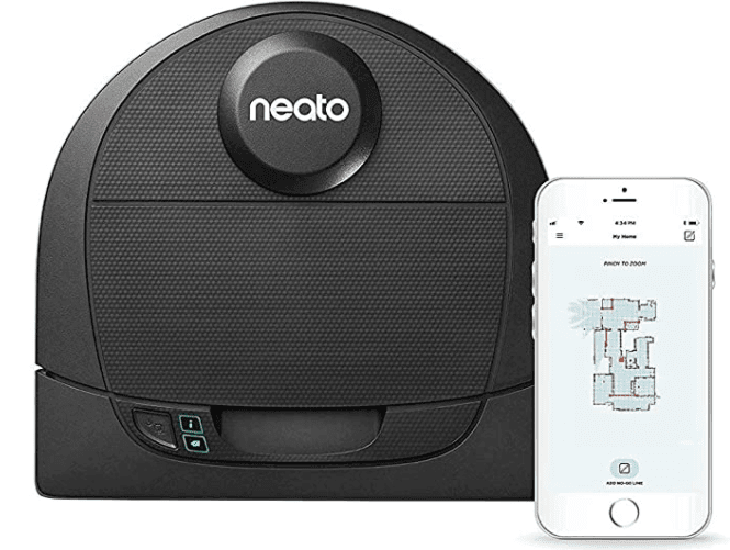 Neato Botvac D4: The Best Robot Vacuum for Corners