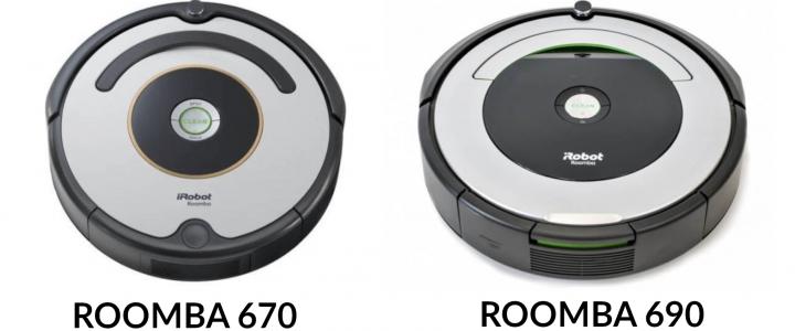 Roomba 670 vs. 690 : Your Ultimate Robot Vacuum Comparison Guide