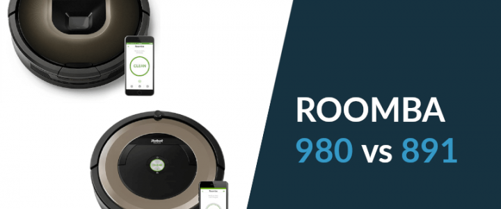 Roomba 891 vs Roomba 980: Which Should You Choose?
