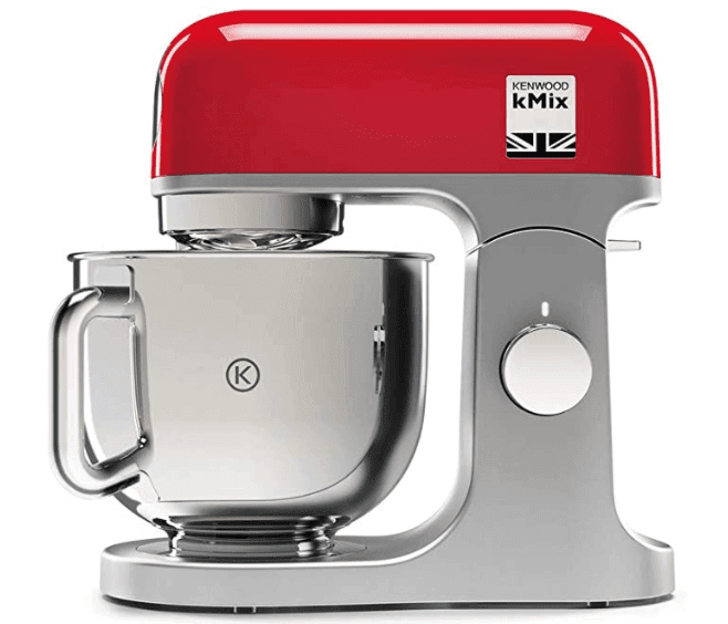 Kenwood KMX750RD Stand Mixer – An alternative to Robot Coupe Planetary mixer