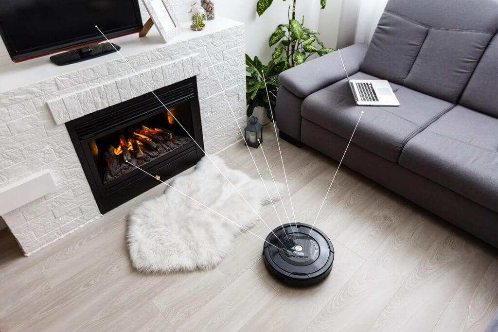What Roomba is best for corners?