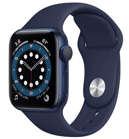 Apple Watch Series 6 can stream music from apple music on the go