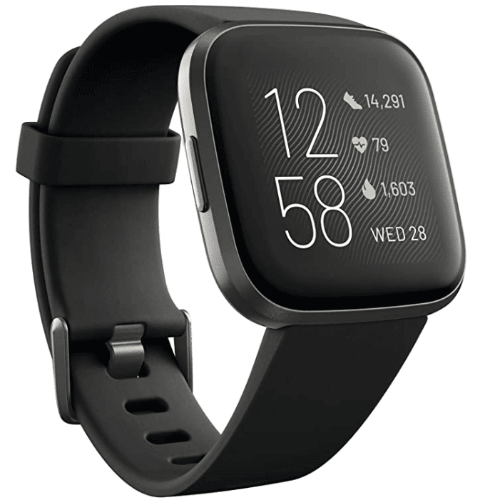 Fitbit Versa 2 smartwatch is great for music with the offline Spotify app