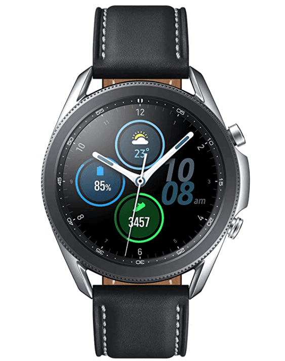 Smartwatch for Music: Samsung Galaxy Watch 3
