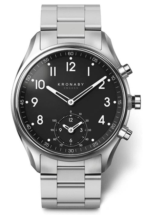 Kronaby A1000-1426 Apex 43 Steel Model