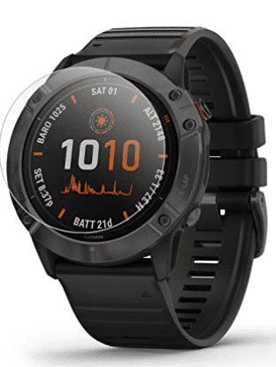 Garmin Fenix 6X Pro is one of the best smartwatches for battery life