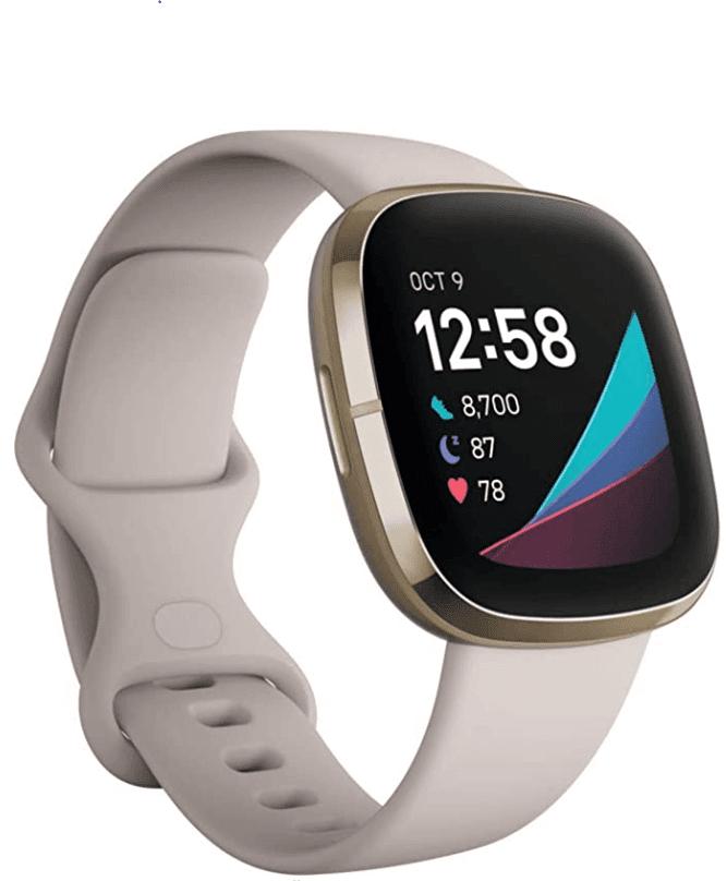 3. Fitbit's best-in-class release: Fitbit Sense Advanced Smartwatch - by Fitbit