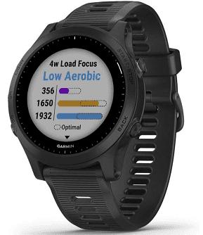 Garmin Forerunner 945, Running/ Triathlon Smartwatch with Music
