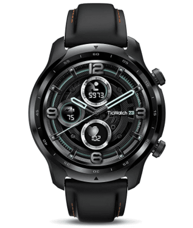 The top-rated Wear OS smartwatch with Bluetooth: Mobvoi TicWatch Pro 3 Smart Watch