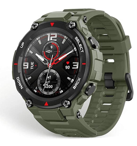 smartwatch for construction workers Amazfit T-Rex Smartwatch