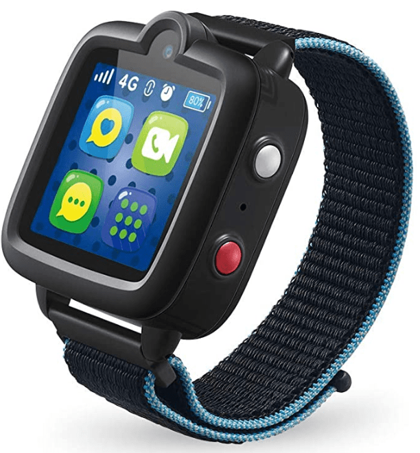 The best overall pick: TickTalk 3 Unlocked 4G LTE Universal Kids Smart Watch