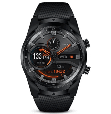 The best standalone choice: TicWatch Pro 4G LTE Cellular Smartwatch