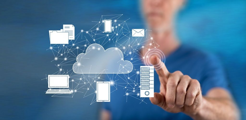 using cloud storage to archive data