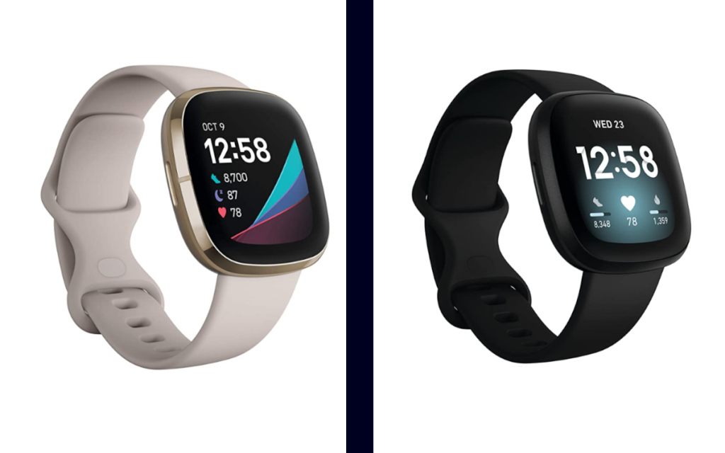 Fitbit Sense vs Versa 3 which is better