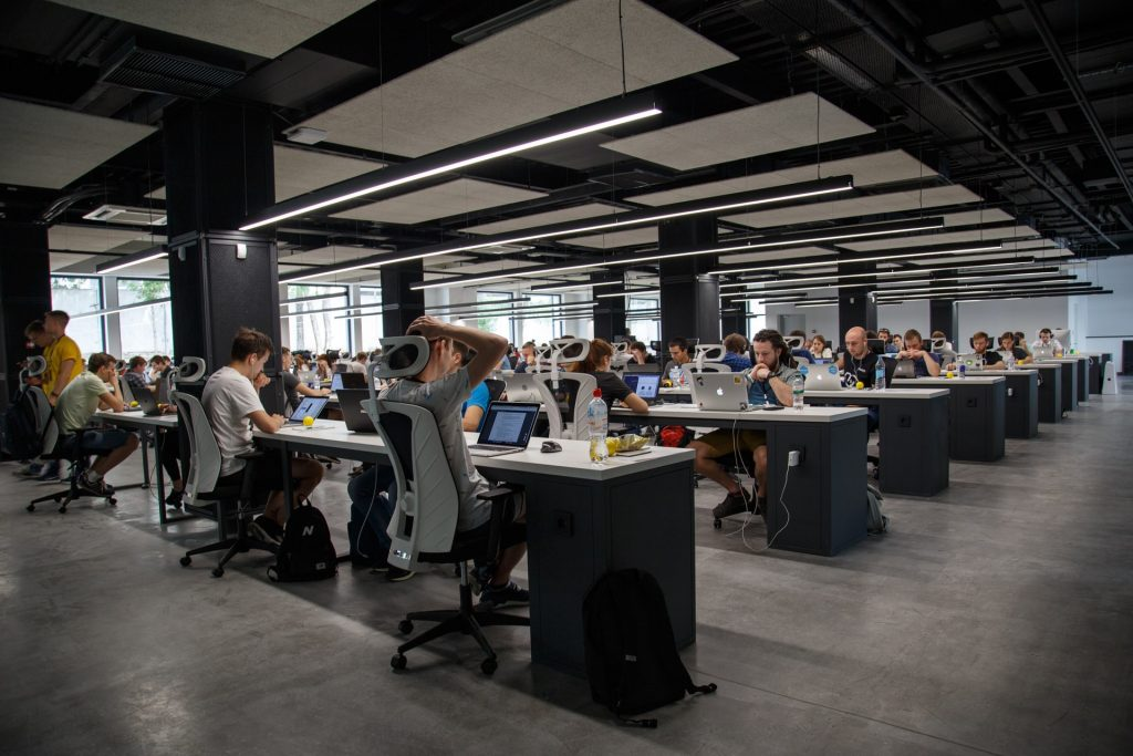 working space, optimize business productivity